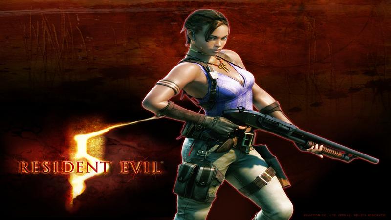 Resident Evil 5 - Gameplay