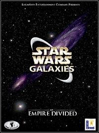 Star Wars Galaxies - gameplay (początek gry)