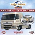 Euro Truck Simulator: Ekspansja Wielka Brytania