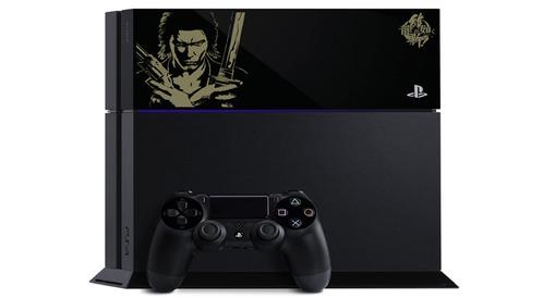 Limitowane wydanie PS4