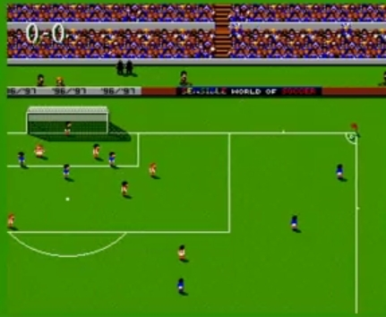 Sensible World of Soccer - mix meczów