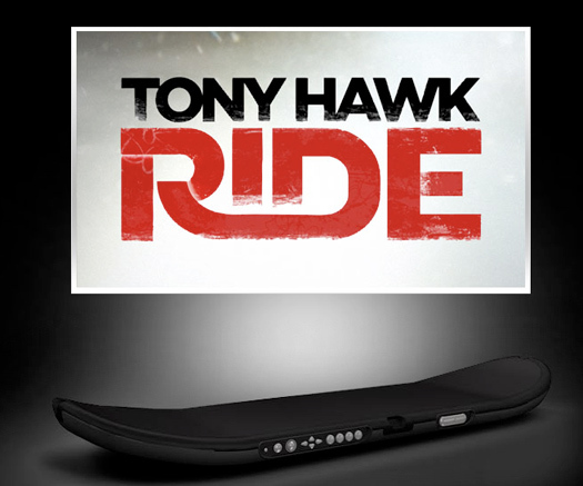 Tony Hawk: RIDE - Trailer (Behind the Scenes)