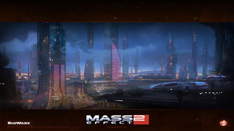 Mass Effect 2 znacznie płynniejszy niż jedynka !