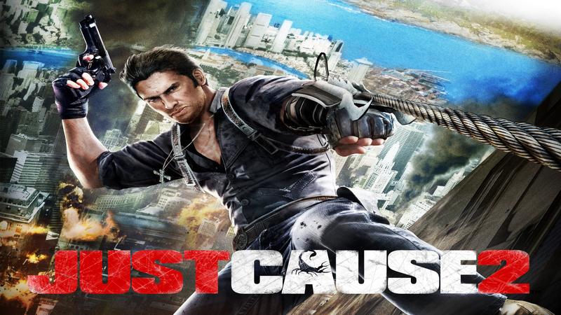 Będą DLC dla Just Cause 2
