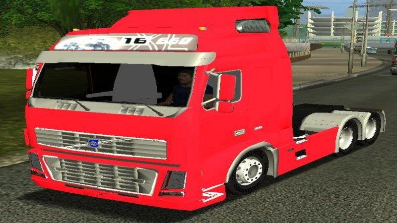Euro Truck Simulator (PC) - Ciężarówka Volvo FH16 2008