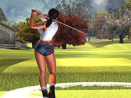 Outlaw Golf 2 - trailer