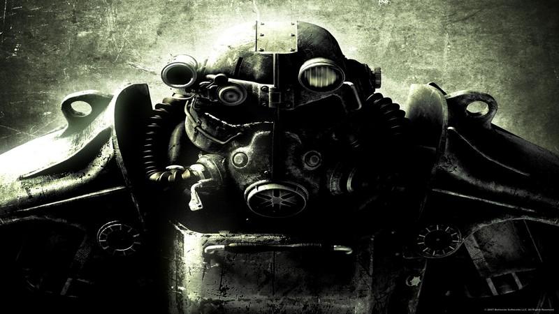 Fallout 3 - Harold, spalenie drzewka :-)
