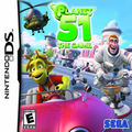Planet 51: The Game (NitendoDS) kody