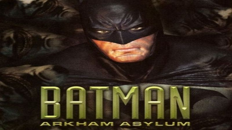 Batman: Arkham Asylum - Trailer (Inside the Asylum)