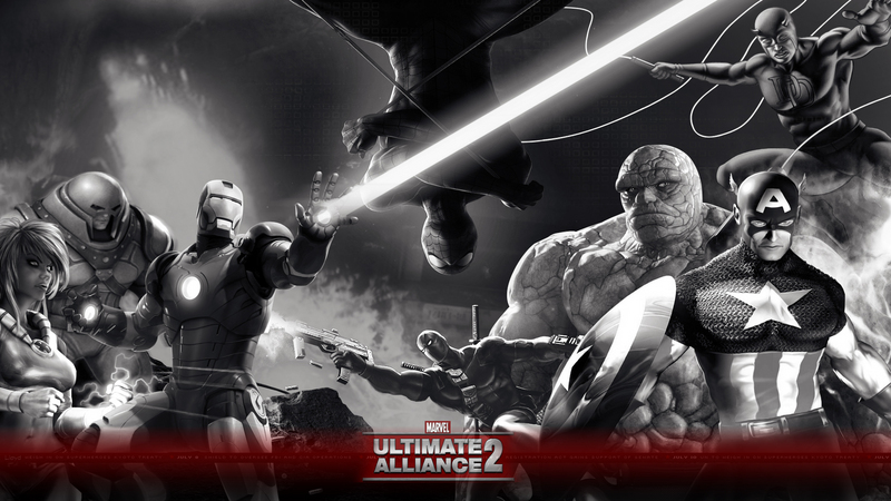 Kody do Marvel: Ultimate Alliance 2 (PSP)