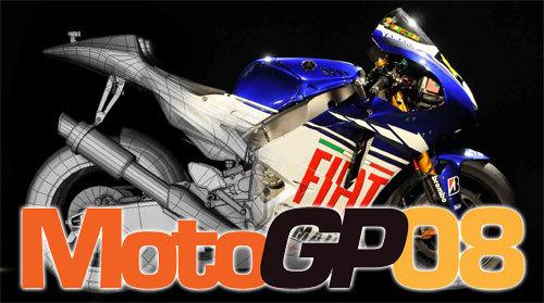 MotoGP 08 (2008) - Zwiastun