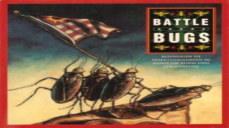 Battle Bugs – pełna wersja (DOS)