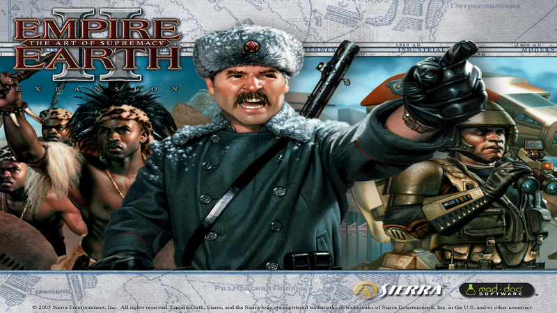 Kody do Empire Earth II: Władza Absolutna (PC)