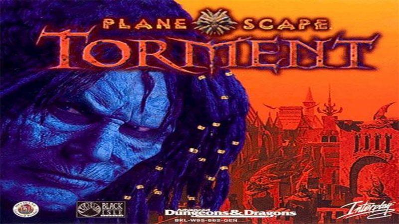 Planescape: Torment - muzyka z gry (motyw przewodni)