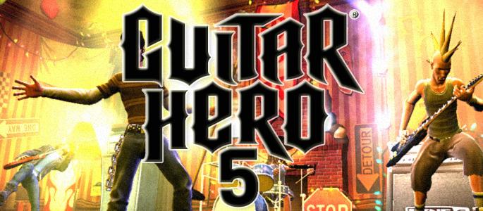 Co z importem nowych piosenek w Guitar Hero 5?